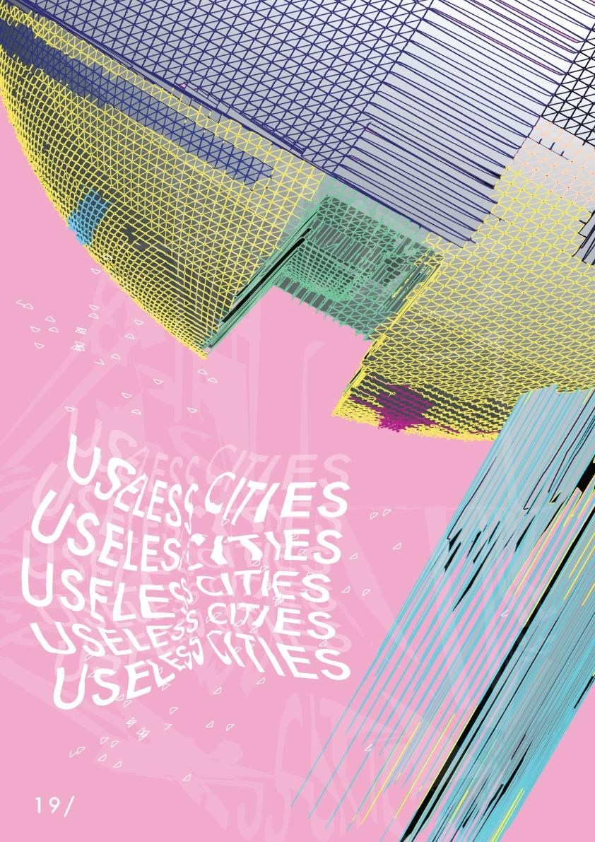 Useless cities - image 1 - student project
