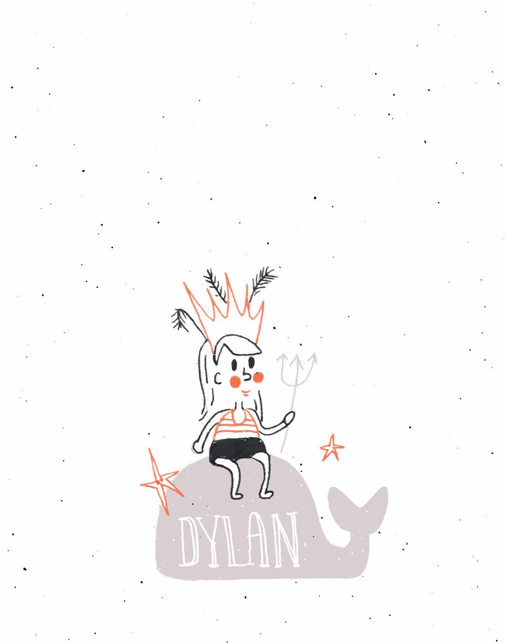 Dylan: God of the Sea! - image 4 - student project