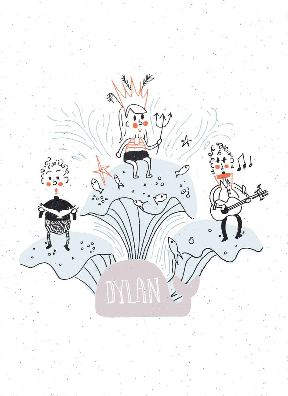 Dylan: God of the Sea! - image 3 - student project