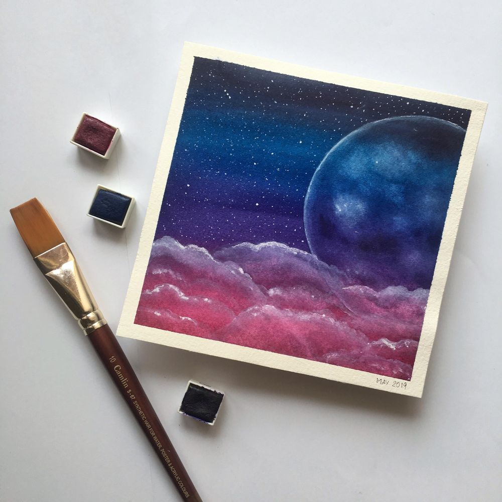 Aim for the sky - image 1 - student project