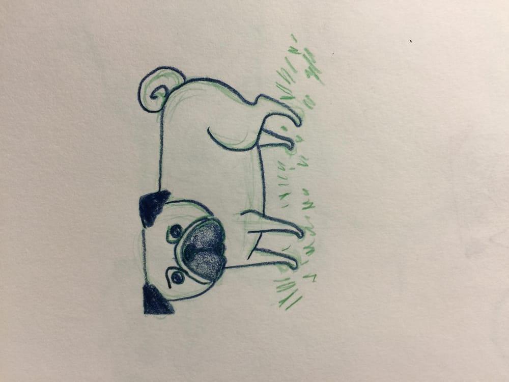 Stylized Pugs - image 3 - student project