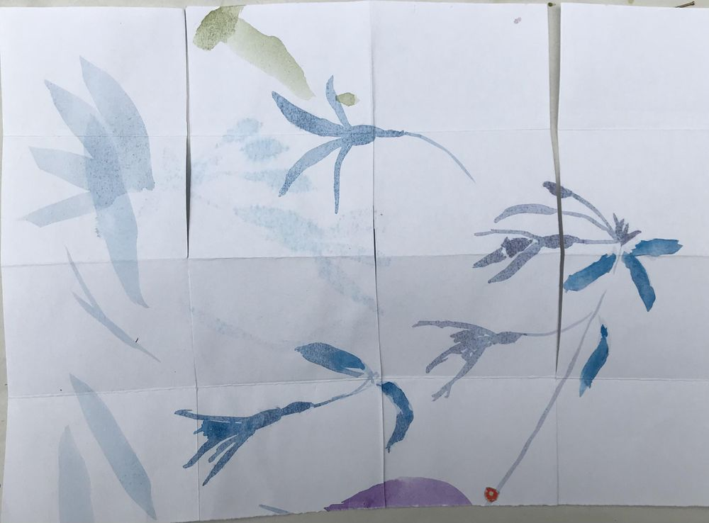 Expressive watercolour - image 4 - student project