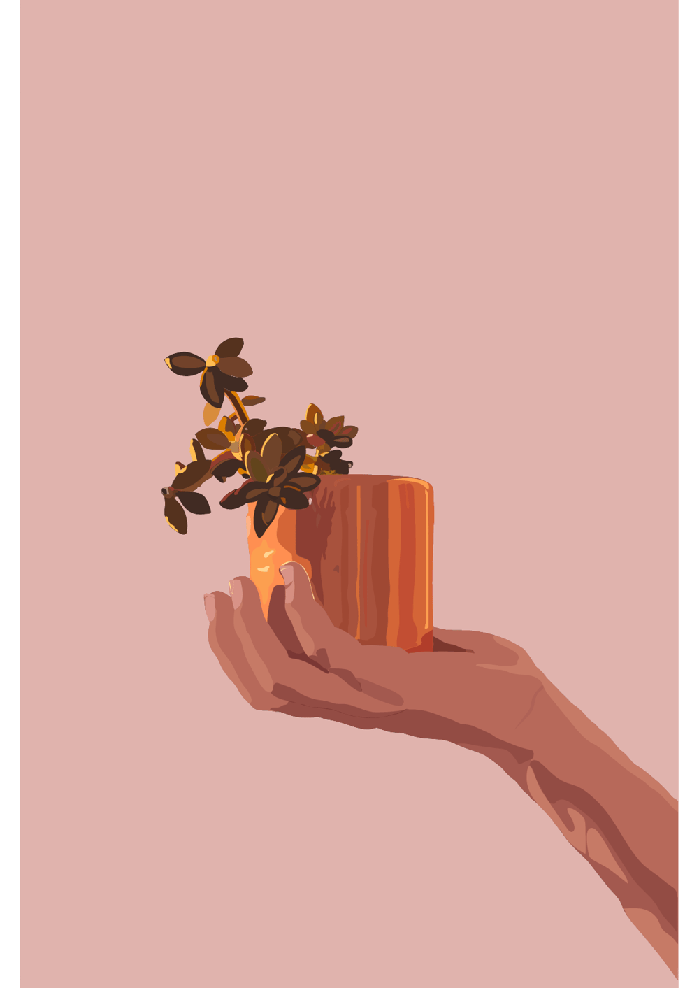 My First Digital Illustration - image 1 - student project