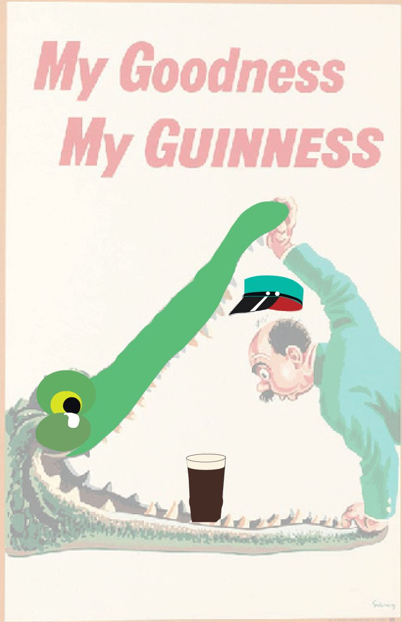 My Goodness My Guinness  - image 1 - student project