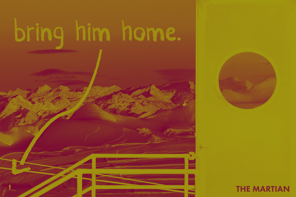 Bring him home - image 1 - student project