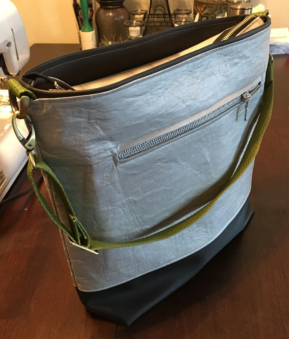 Designing & Constructing a Handbag - image 1 - student project
