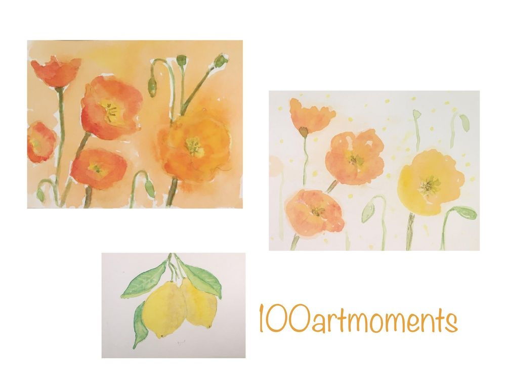 100ArtMoments - image 5 - student project