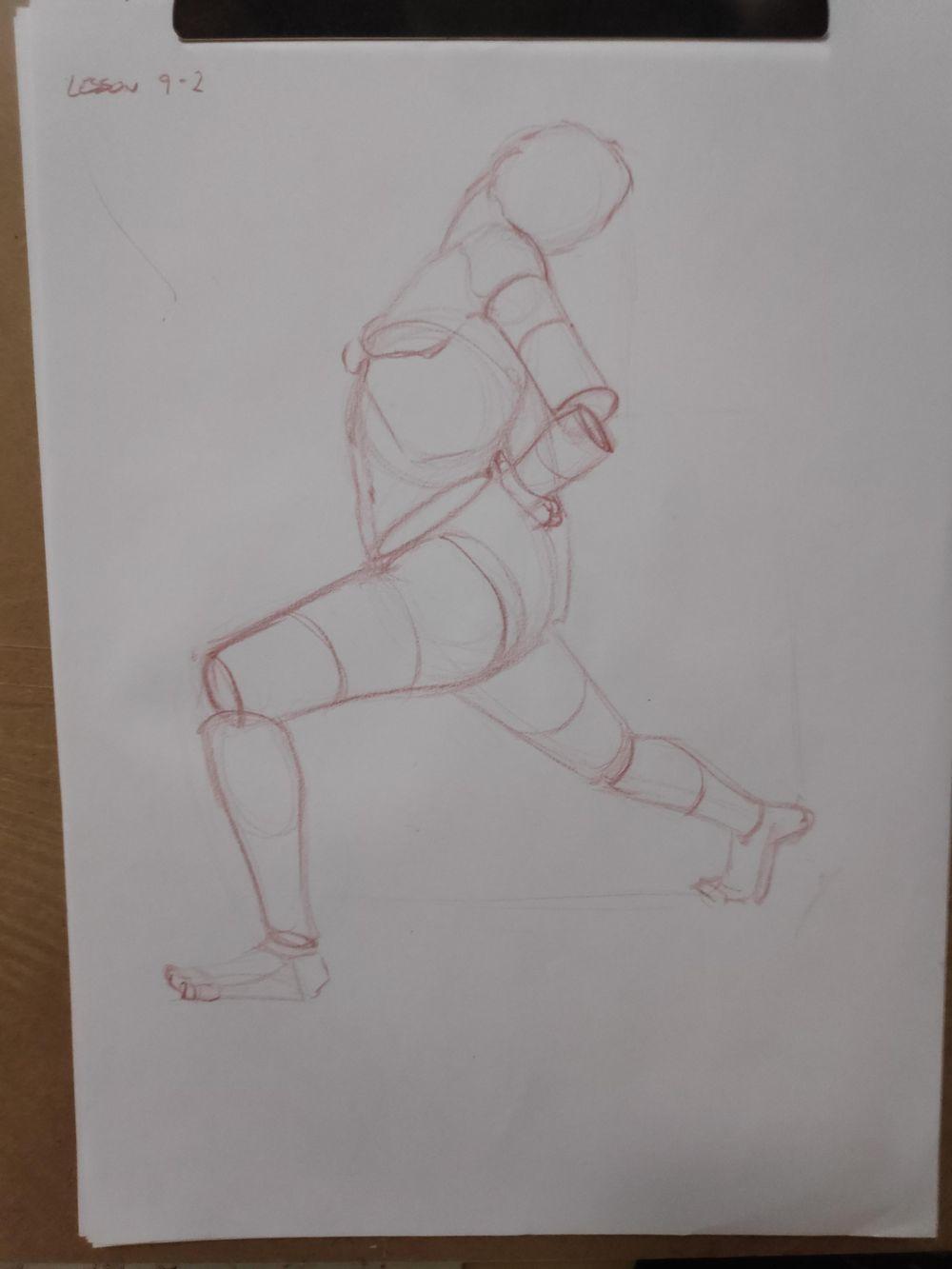 Figure construction - image 66 - student project