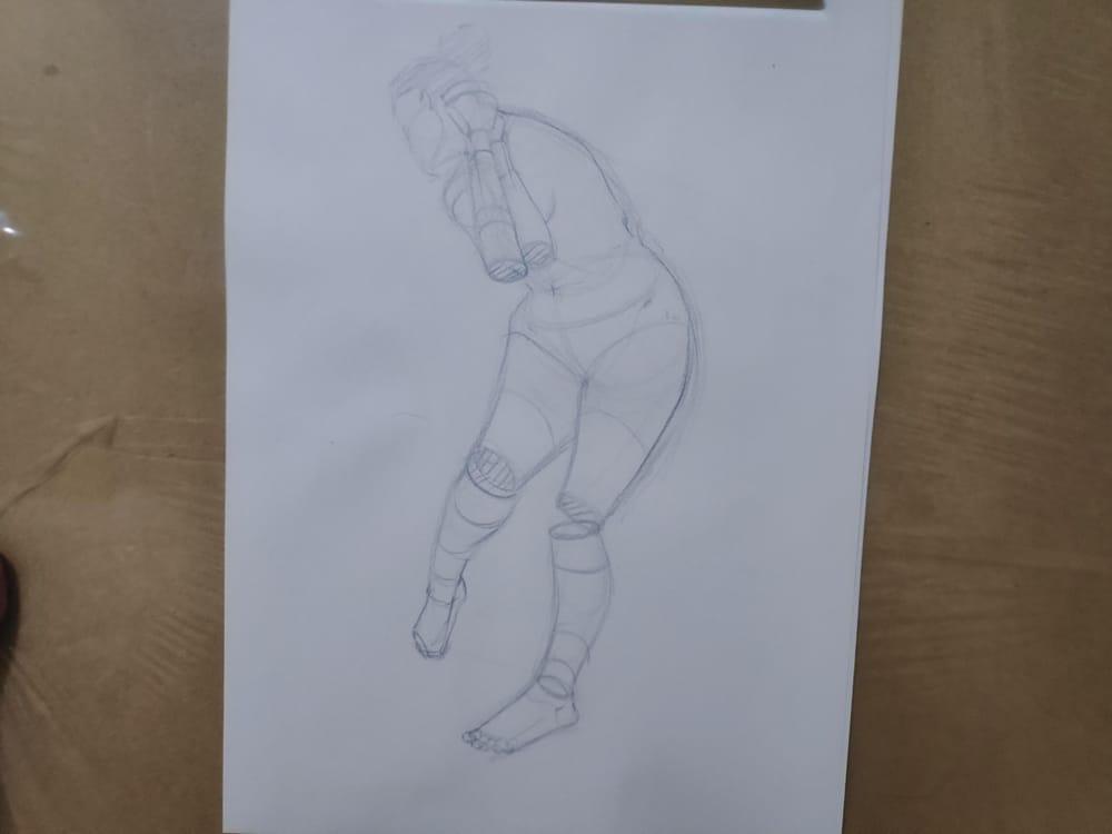 Figure construction - image 59 - student project