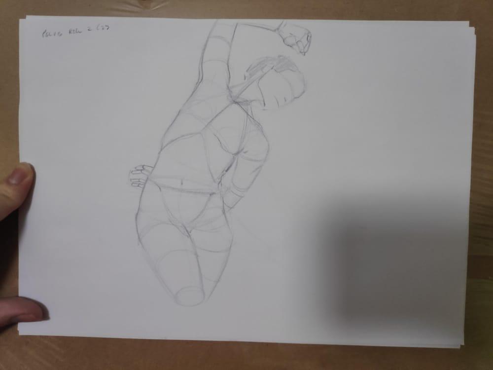 Figure construction - image 75 - student project