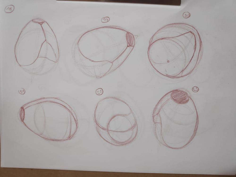 Figure construction - image 8 - student project