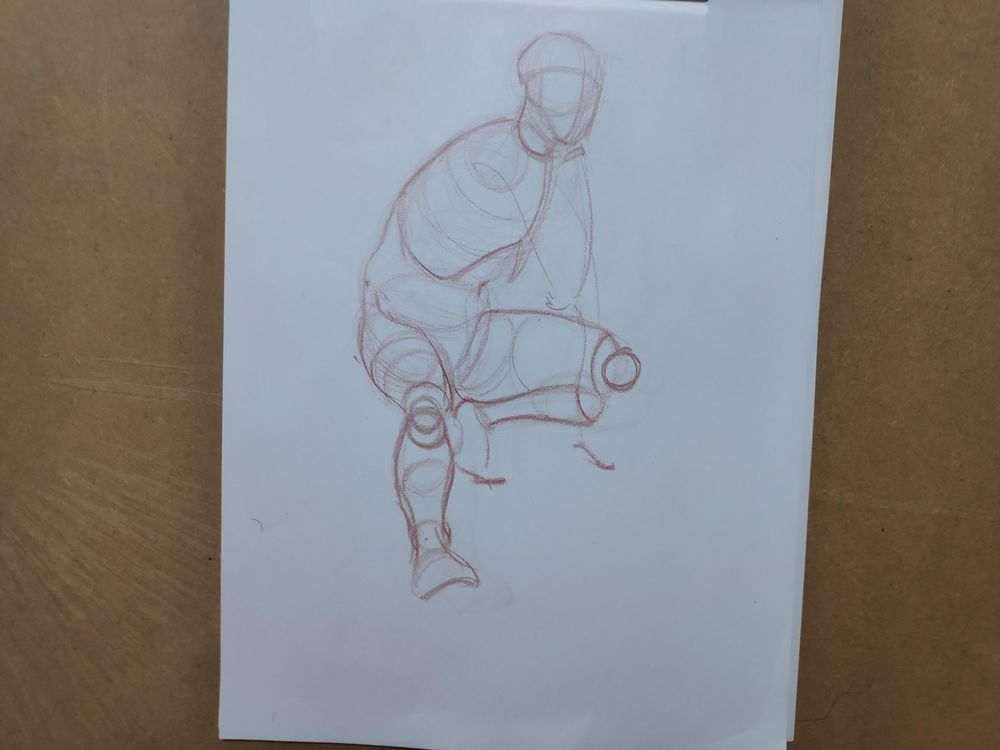 Figure construction - image 46 - student project
