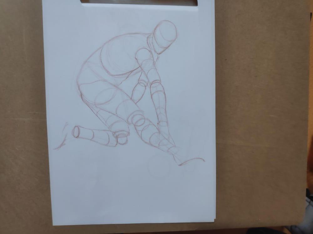 Figure construction - image 52 - student project