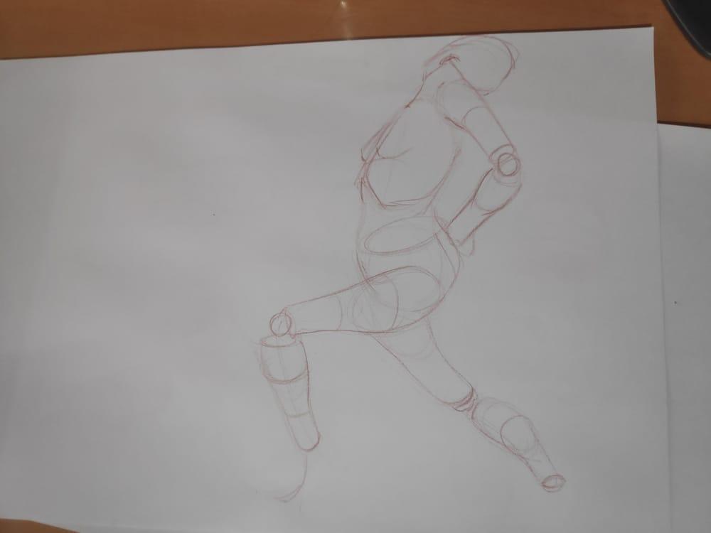 Figure construction - image 50 - student project