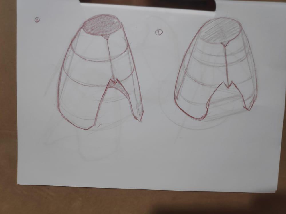Figure construction - image 14 - student project