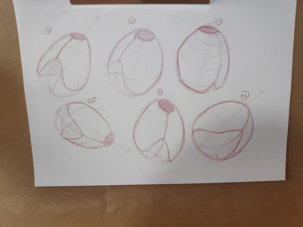 Figure construction - image 7 - student project