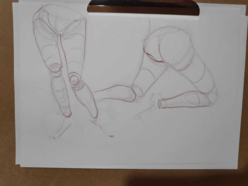 Figure construction - image 44 - student project