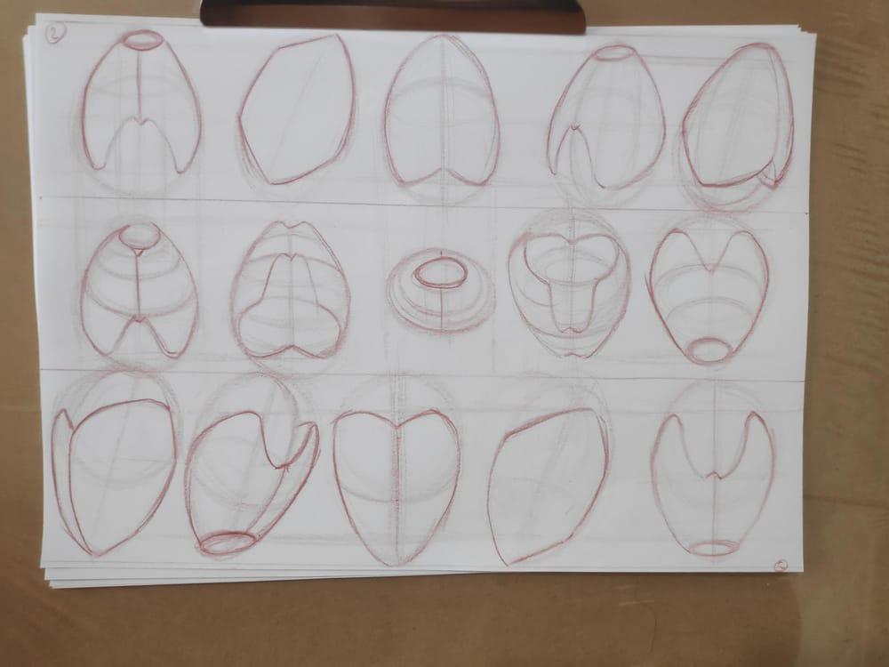 Figure construction - image 2 - student project