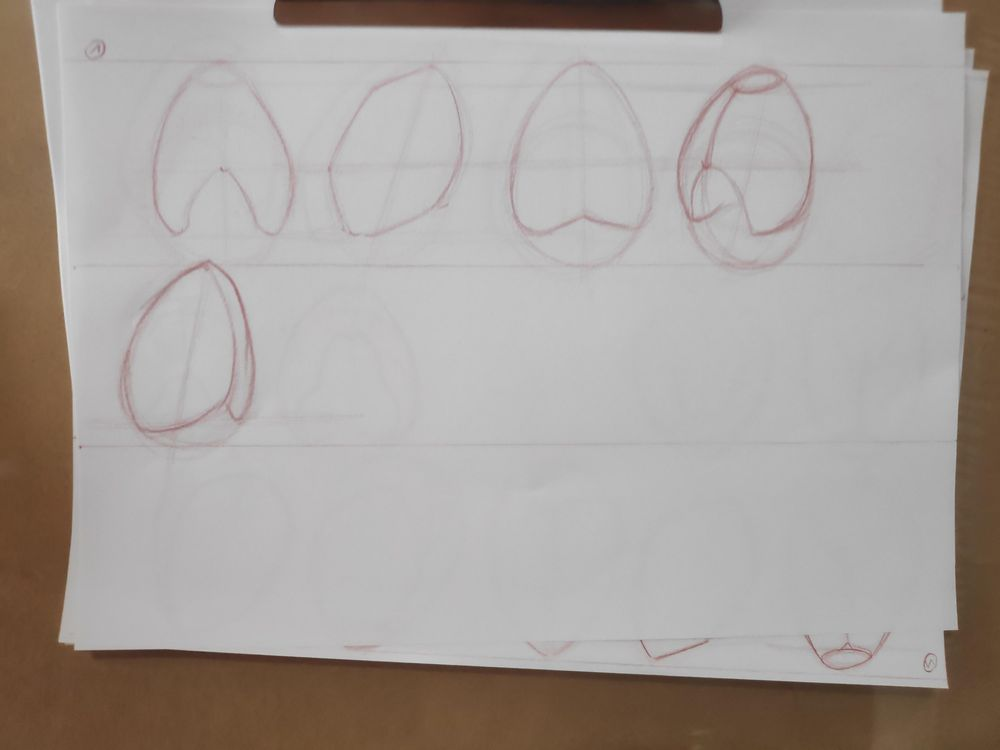 Figure construction - image 1 - student project