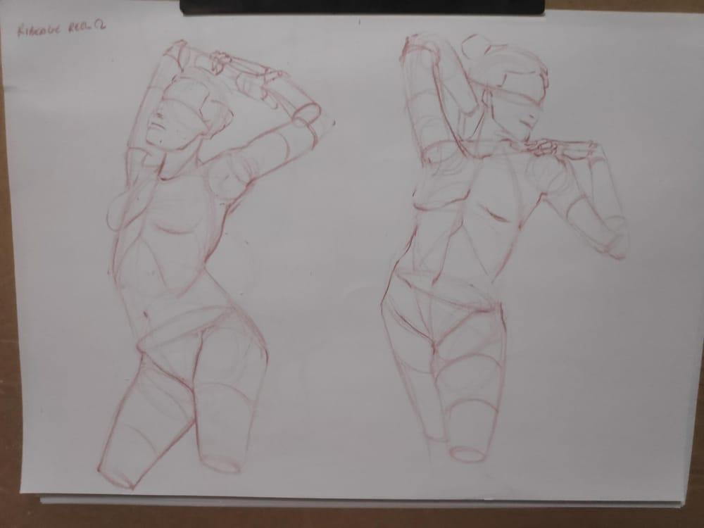 Figure construction - image 71 - student project