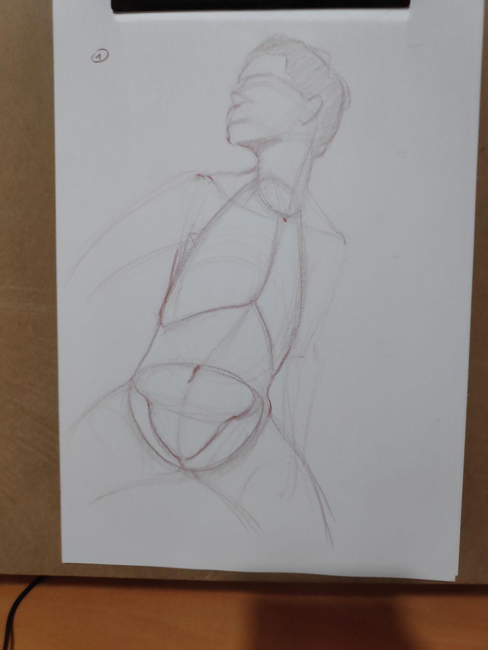 Figure construction - image 39 - student project