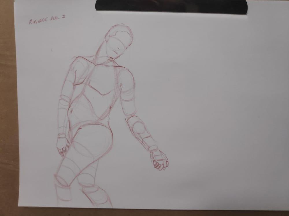 Figure construction - image 72 - student project