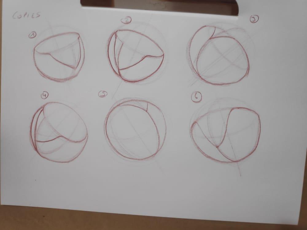 Figure construction - image 25 - student project