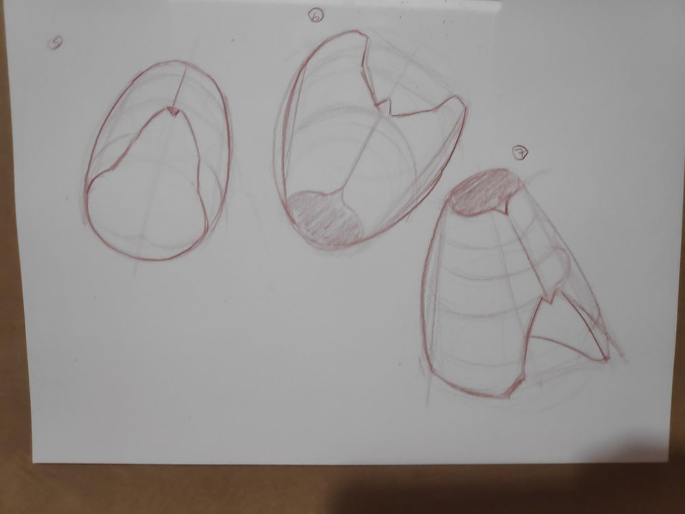 Figure construction - image 13 - student project