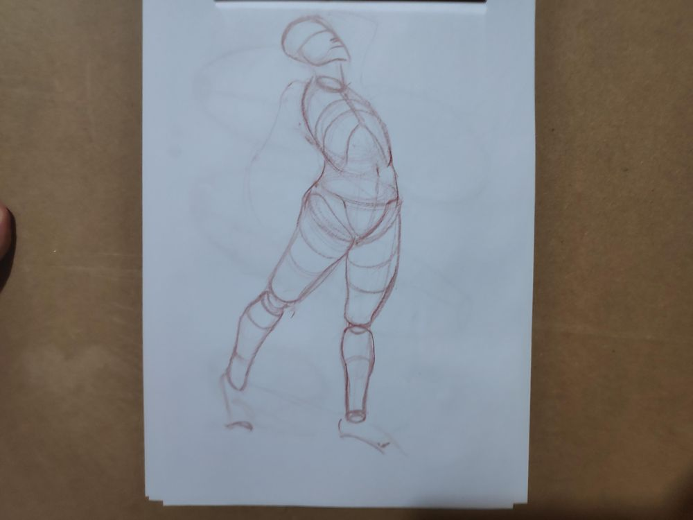 Figure construction - image 48 - student project