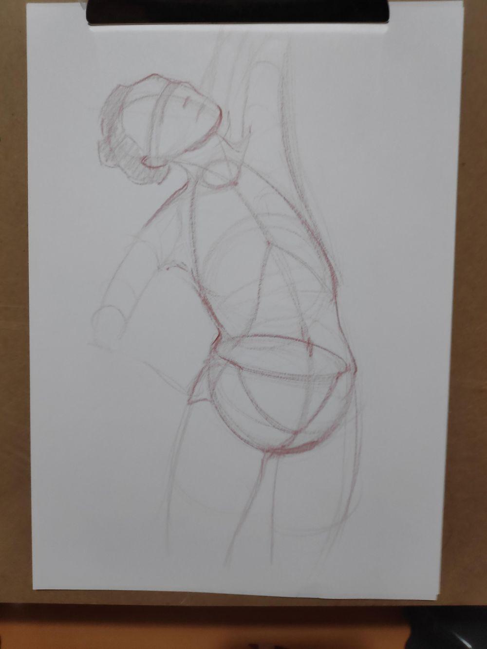 Figure construction - image 40 - student project