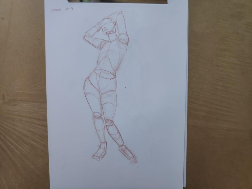 Figure construction - image 63 - student project