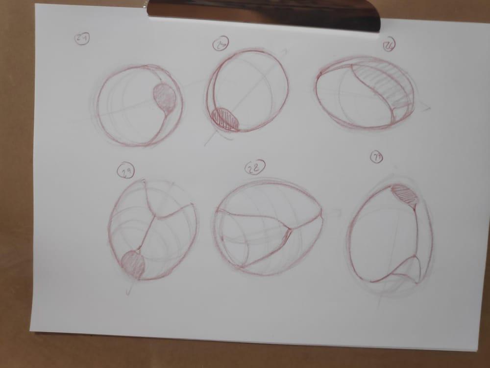 Figure construction - image 9 - student project