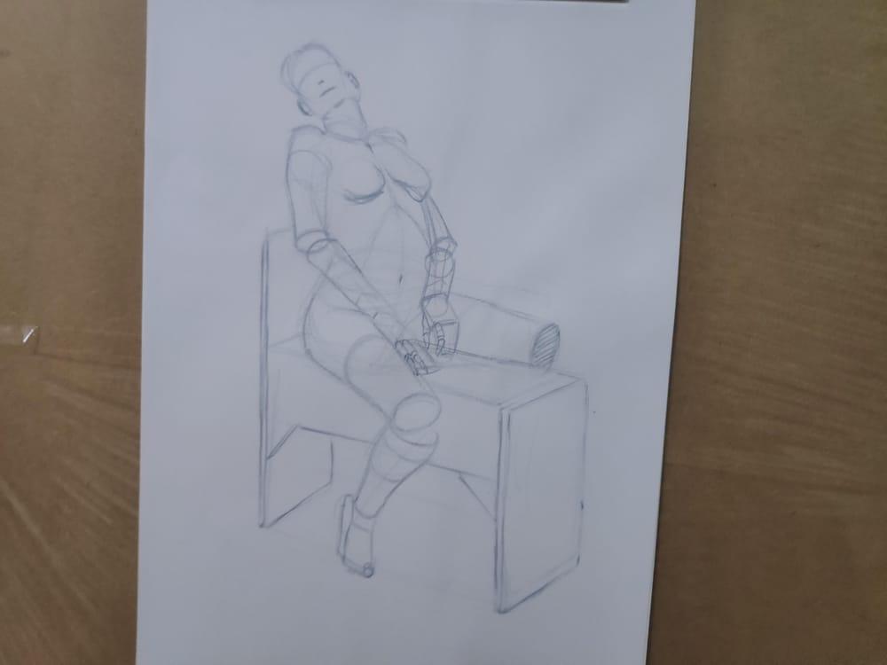 Figure construction - image 60 - student project