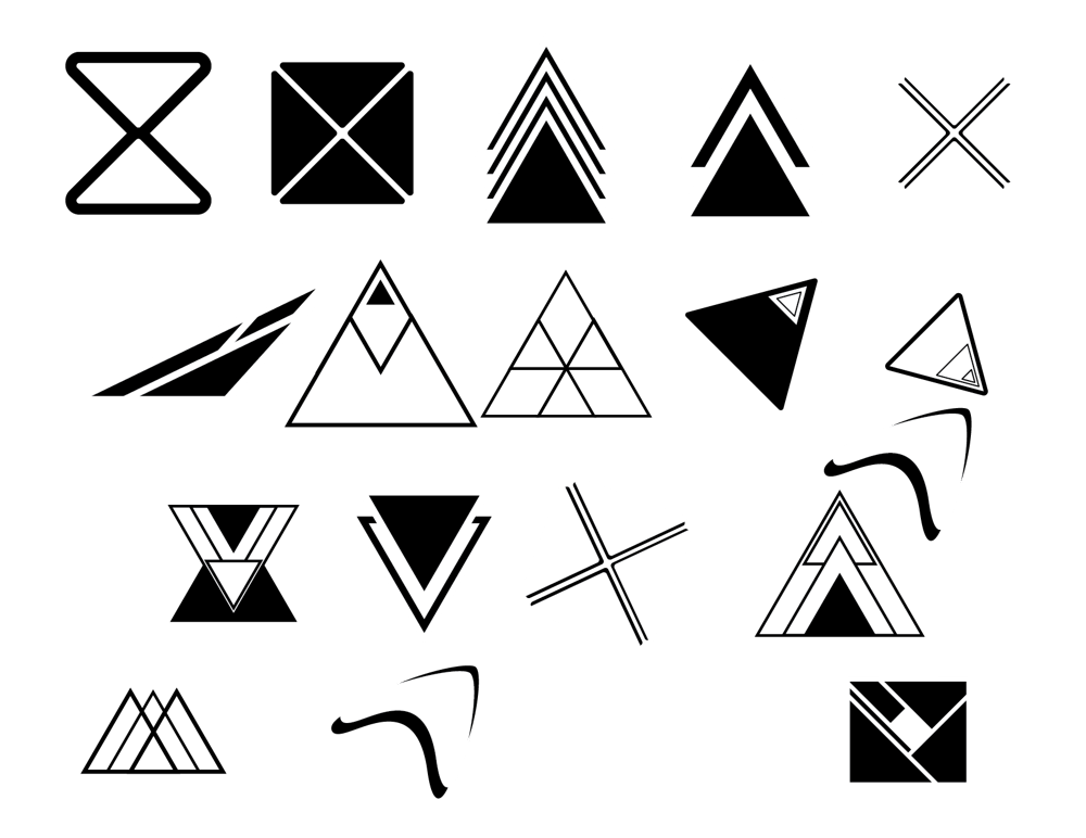 Shades Of Triangles - image 1 - student project