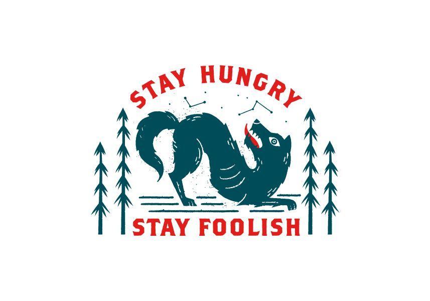 Stay Hungry, Stay Foolish - image 5 - student project