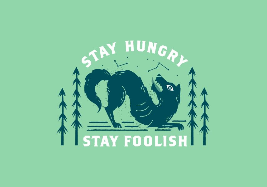 Stay Hungry, Stay Foolish - image 6 - student project