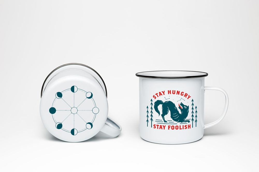 Stay Hungry, Stay Foolish - image 1 - student project