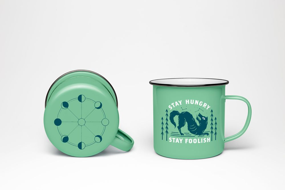 Stay Hungry, Stay Foolish - image 2 - student project