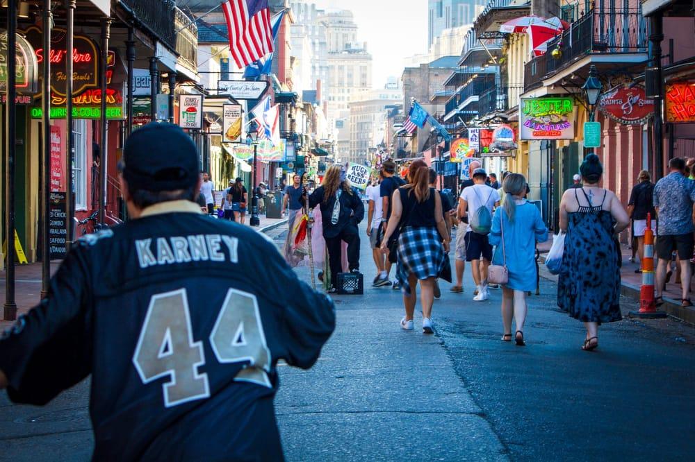 New Orleans, La - image 1 - student project