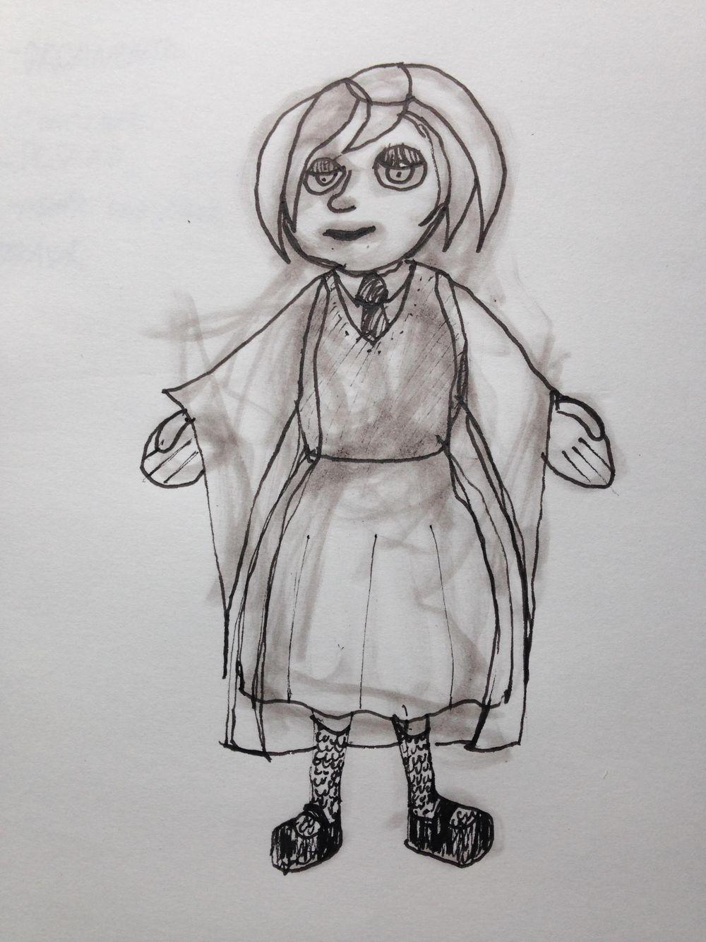 Matilda Blueberry - image 6 - student project