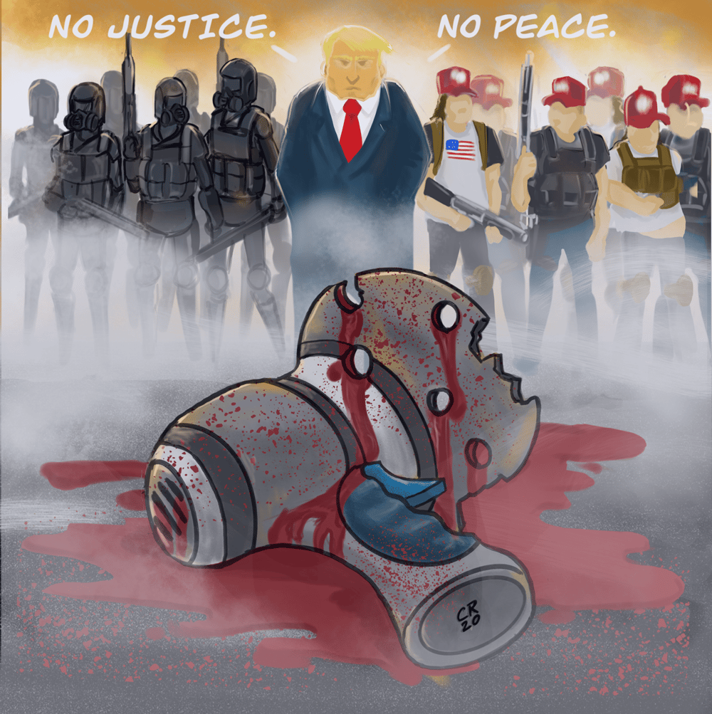 No Justice, No Peace - image 1 - student project