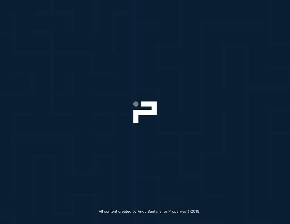 Properway brand styleguide - image 13 - student project