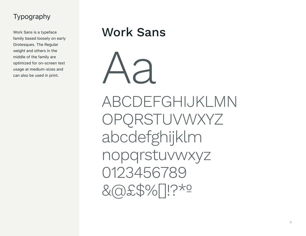 Properway brand styleguide - image 9 - student project