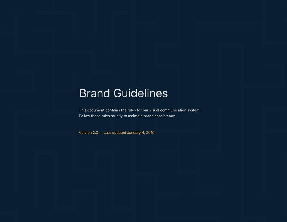Properway brand styleguide - image 2 - student project