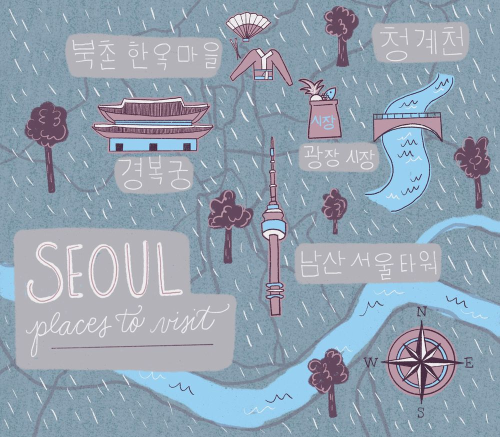 Places to visit in Seoul - image 1 - student project