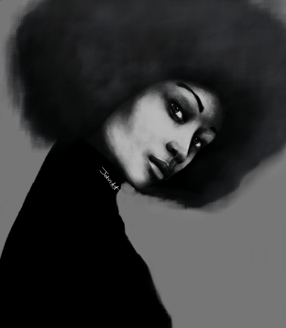 Afro Lean - image 1 - student project