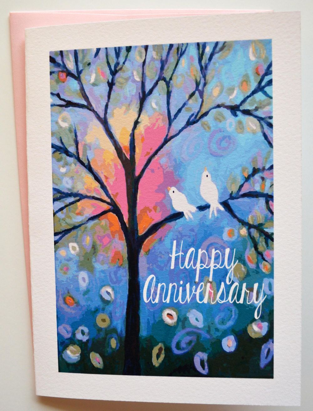 Card #6.......An Anniversary Card - image 1 - student project