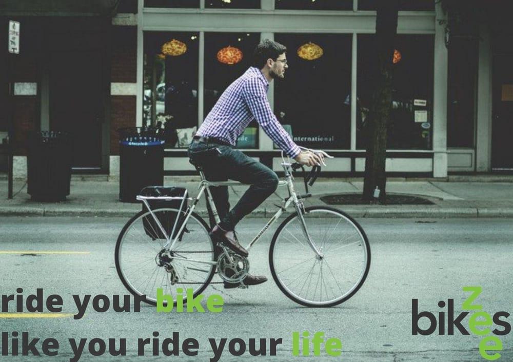 Zee Bikes - image 1 - student project