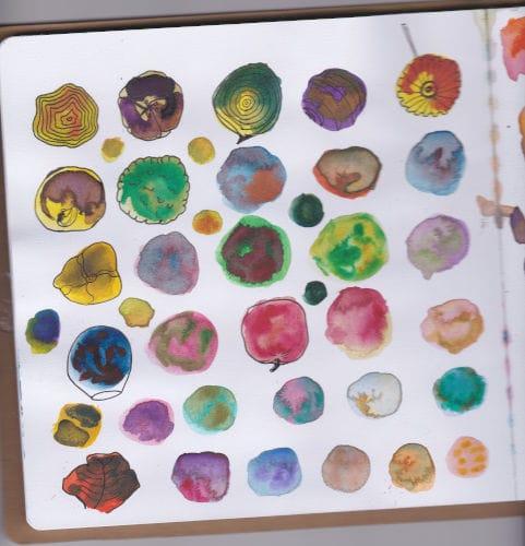 Color exploration - image 2 - student project