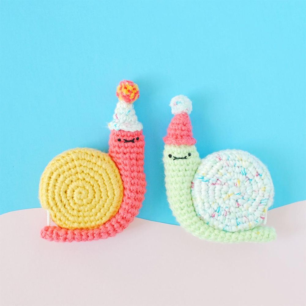 Party Snails! - image 4 - student project